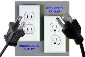 unground outlet